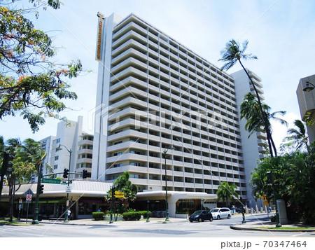 ハワイ ワイキキのアンバサダーホテルワイキキ 70347464