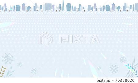Townscape winter_en_lawn 16-9 wide 70358020