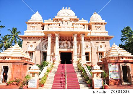 インドチェンナイのスリラーマクリシュナマート寺院 70381088