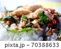 タイ風蟹炒飯 カオパップー 70388633