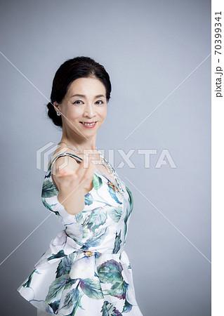 50代女性 ビューティイメージ  70399341