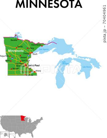 ミネソタ 州 アメリカ アメリカ50州治安ランキングと治安マップ!最も銃で撃たれやすい州とは?