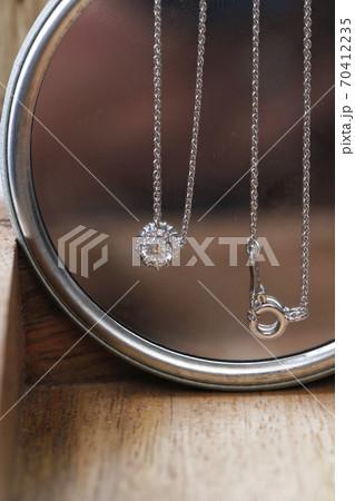 アクセサリー 宝石 チェーン 70412235