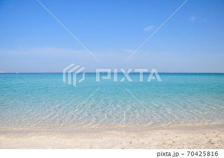 ドバイの絶景ビーチ 70425816
