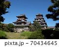 京都 伏見桃山城 天守閣 70434645