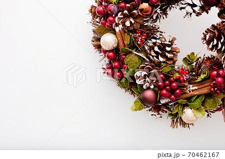 クリスマスリース 70462167