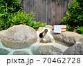 温泉イメージ 露天風呂イメージ 温泉 露天風呂 温泉旅館 日本の風景 日本文化  70462728