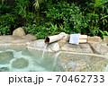 温泉イメージ 露天風呂イメージ 温泉 露天風呂 温泉旅館 日本の風景 日本文化  70462733