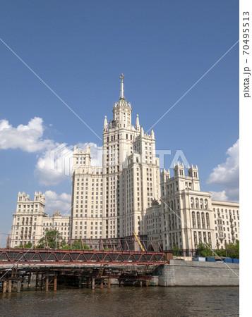 モスクワ川クルーズ 70495513