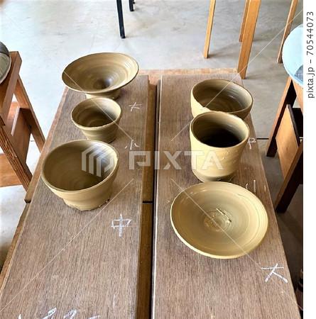 笠間工芸の丘・クラフトヒルズKASAMA~ワクワク陶芸体験(3) 70544073