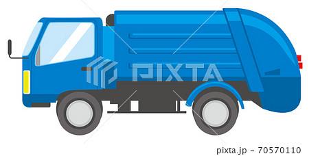 ゴミ収集車 70570110