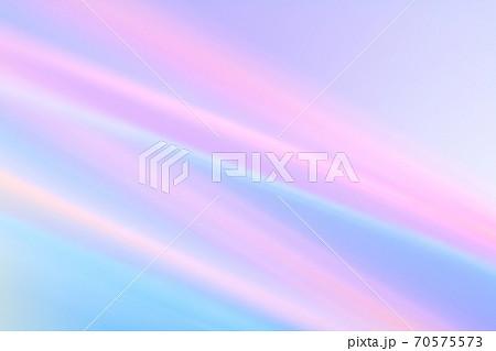 抽象的背景 青・ピンク・紫色系 緩やかなライン 70575573