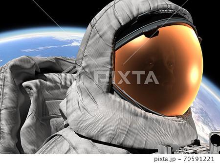 宇宙飛行士 70591221