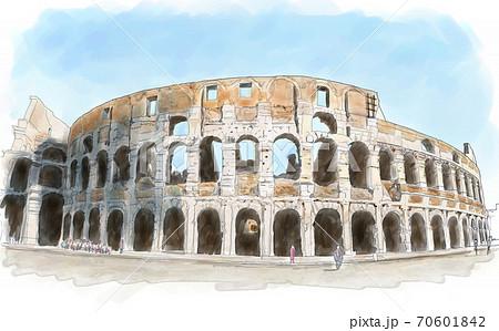 コロッセオ 70601842