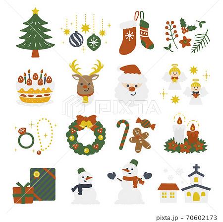 Christmas illustration 70602173