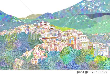 イタリアの街並み 70602899