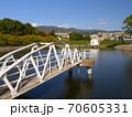 ニテコ池と甲山/兵庫県西宮市 70605331