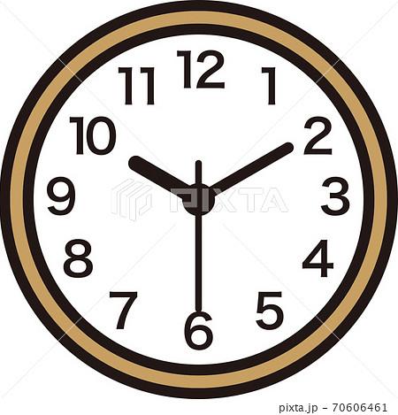 壁掛け時計(アナログ) 70606461