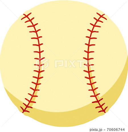 野球のボール 70606744