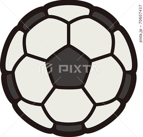 サッカーボール 70607437