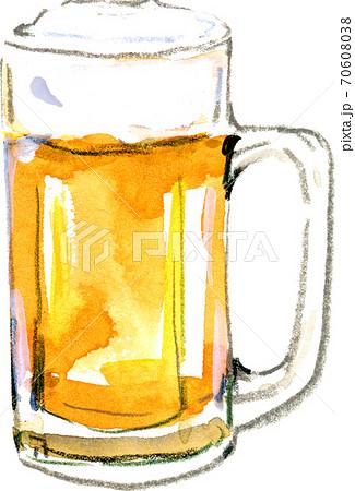 ビールジョッキ 70608038