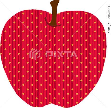 りんご 70608810