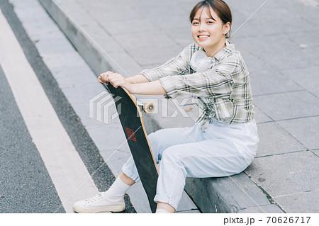 Woman, streetstyle 70626717