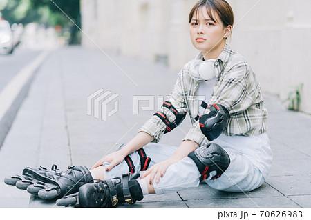 Teenager, streetlife 70626983