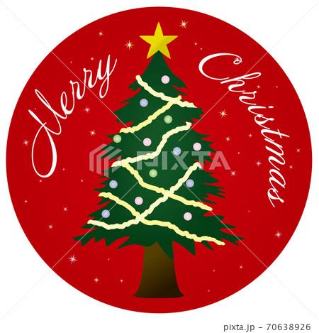 クリスマスツリー 70638926