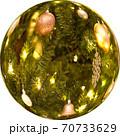 透過性PNG写真 クリスマス素材 Web素材 クリスタルボール 球 70733629