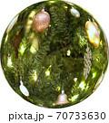透過性PNG写真 クリスマス素材 Web素材 クリスタルボール 球 70733630