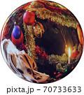 透過性PNG写真 クリスマス素材 Web素材 クリスタルボール 球 70733633