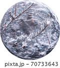 透過性PNG写真 クリスマス素材 Web素材 クリスタルボール 球 70733643