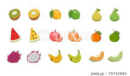 フルーツ 果物 果実 70742684
