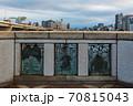 東京散歩、東京都台東区浅草近辺、隅田川橋巡り、蔵前橋 70815043
