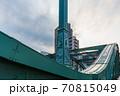 東京散歩、東京都台東区浅草近辺、隅田川橋巡り、厩橋 70815049