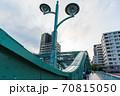東京散歩、東京都台東区浅草近辺、隅田川橋巡り、厩橋 70815050