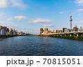 東京散歩、東京都台東区浅草近辺、隅田川橋巡り、駒形橋 70815051