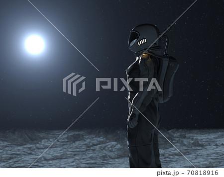 宇宙飛行士 70818916