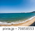 瀬戸内海 青木海水浴場(香川県さぬき市) 70858553