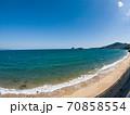 瀬戸内海 青木海水浴場(香川県さぬき市) 70858554