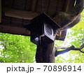 露天風呂 旅館 温泉イメージ 70896914