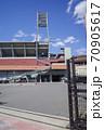 カープ本拠地 Mazda Zoom-Zoom スタジアム広島(マツダスタジアム)関係者用駐車場入り口 70905617