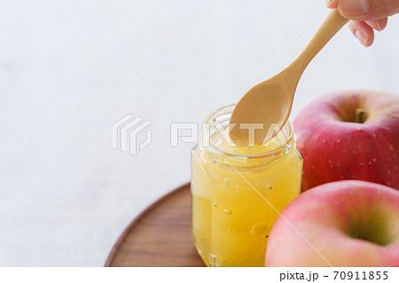 リンゴジャム  70911855