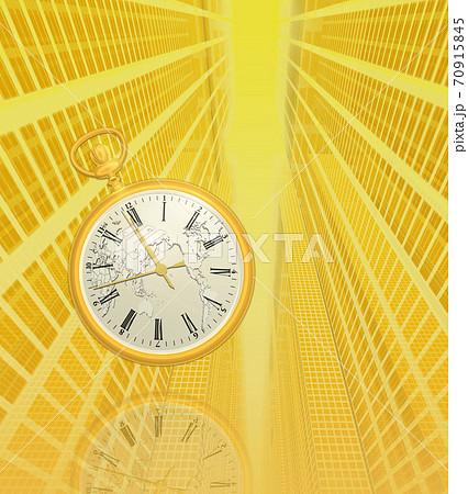 世界都市の懐中時計 70915845