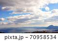 大分の海を眺める 70958534