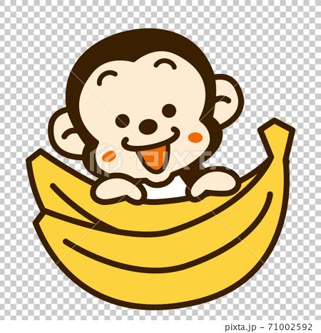 猴子香蕉 71002592