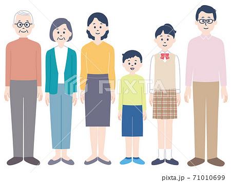 三世代セット_学生 71010699