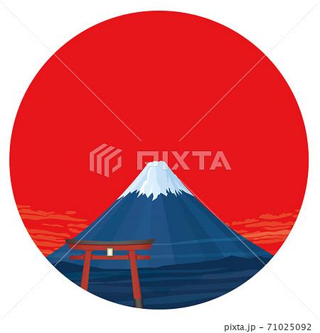 富士山 71025092