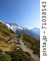 マウントクック、国立公園、アオラキ、登山、セアリーターンズ・トラック(ニュージーランド) 71038543